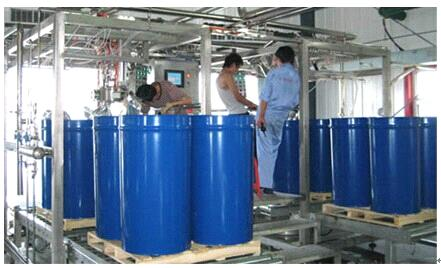 Tube in Tube Sterilizer & Aseptic Bag Filler