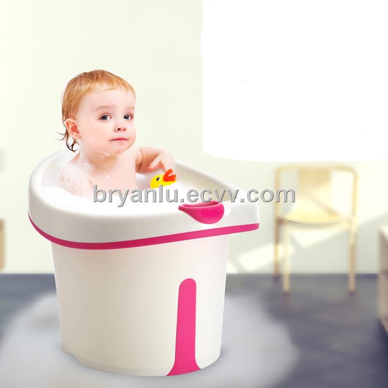 baby bath barrel with soft seat and drain plug purchasing, souring ...