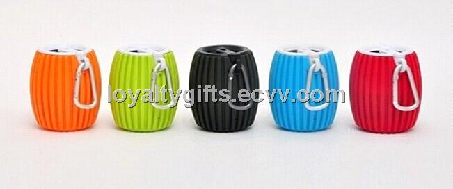 bluetooth insert card speaker portable mini speaker