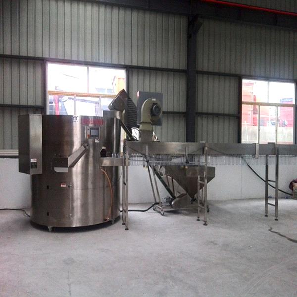 bottle unscrambling machine for pvc bottle