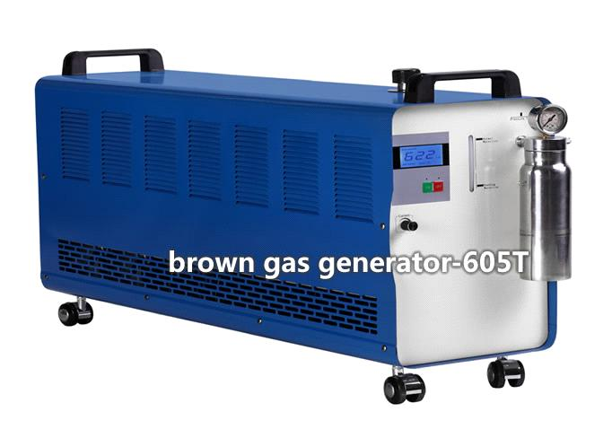 brown gas generator with 600 liter/hour