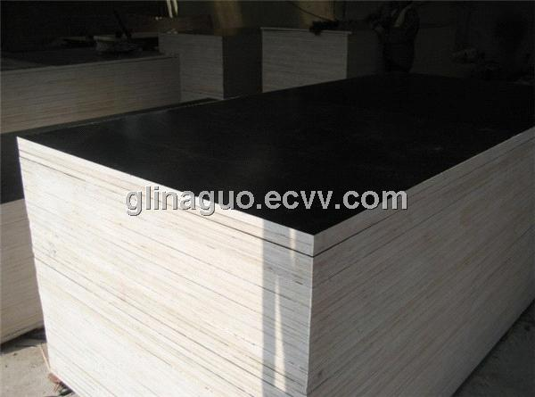brown or black film faced plywood for construction