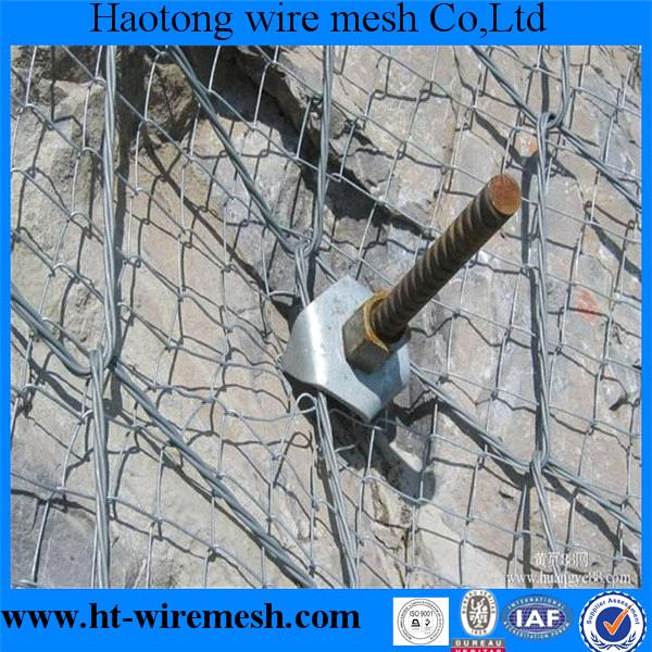 High Quality Slope Protetion Mesh Protection In Stainless