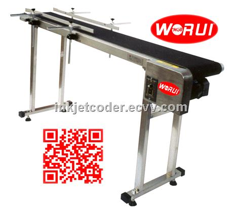 inkjet printer belt conveyor