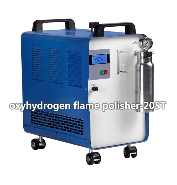 oxyhydrogen flame polisher-200 liter/hour