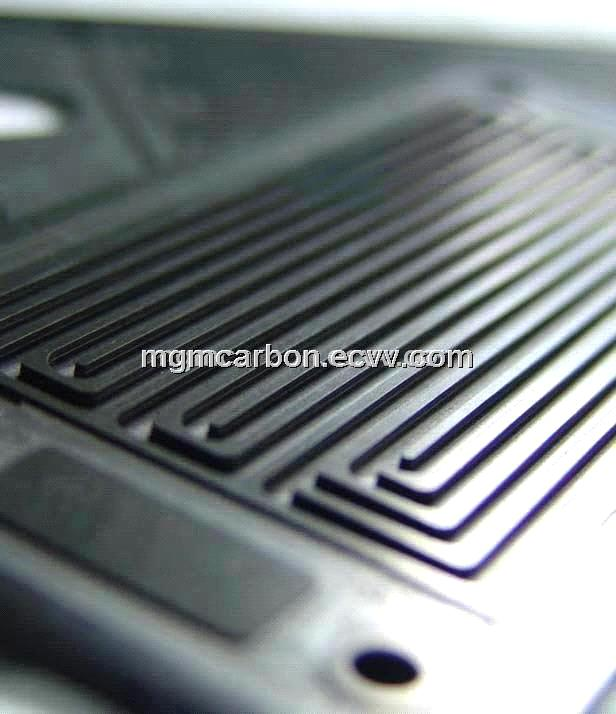 Bipolar Plate for Hydrogen Fuel Cell