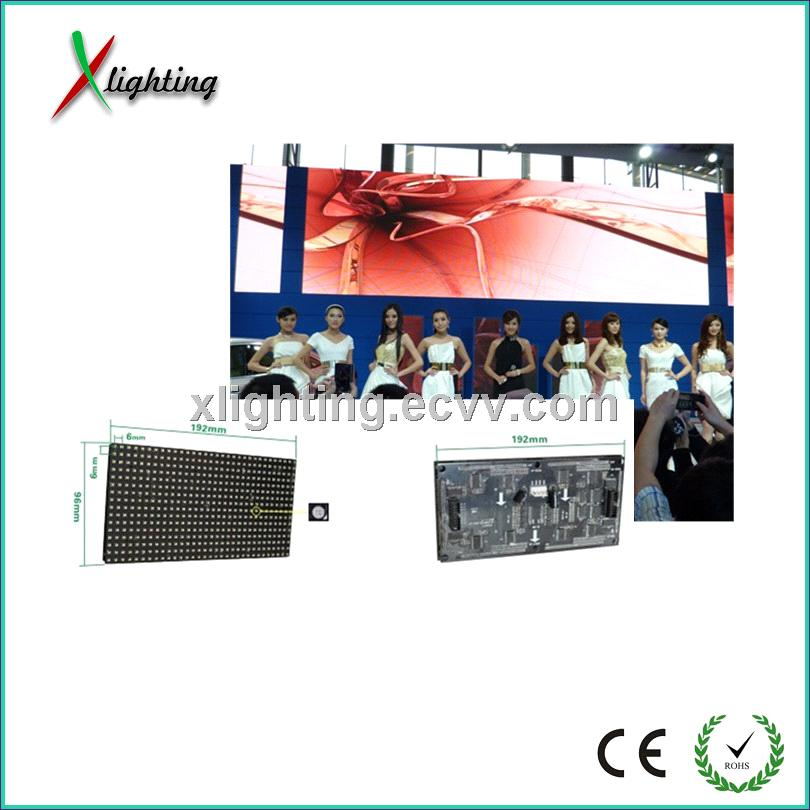 2014 Indoor P6 SMD 3IN1 LED Display (X-P6)
