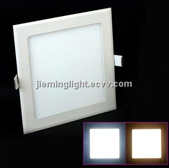 3W 6w 9W 12W 18W  Warm White/White Suspended LED Ceiling LED Downlight Spot Panels Lighting Bulb