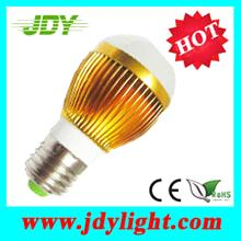 3W E27 LED Bulb cool white Golden Bulb vintage edison light CE&RoHS