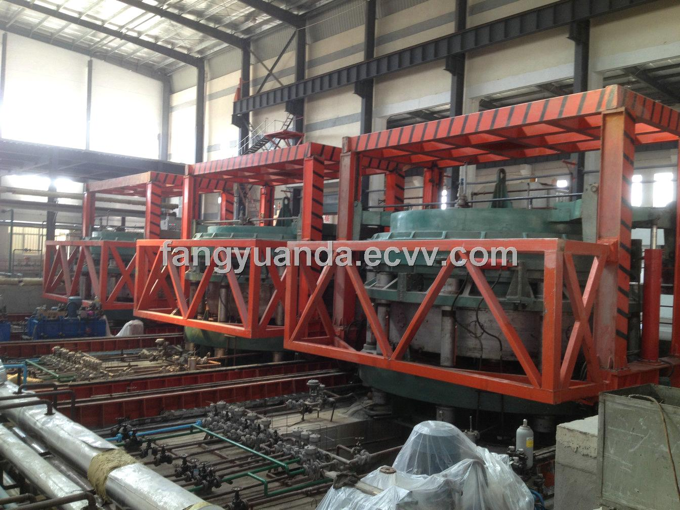 All Steel Giant Engineering Tyre Vulcanizer and Segment Mould