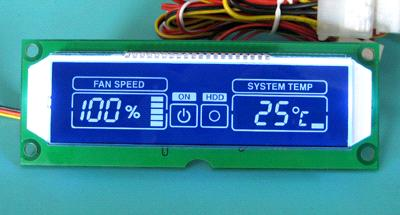 Cpu Fan Speed And Temperature Monitor