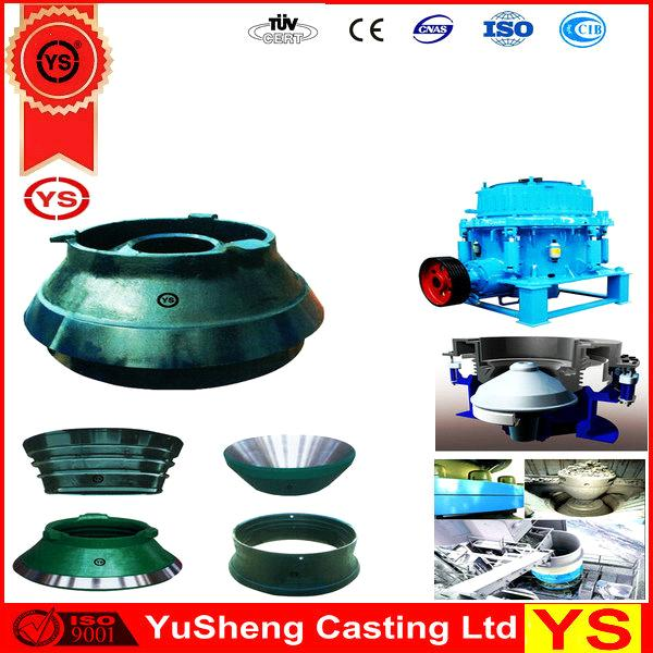 Cone Crusher Spares,Cone Crusher Armor, Cone Crusher Parts