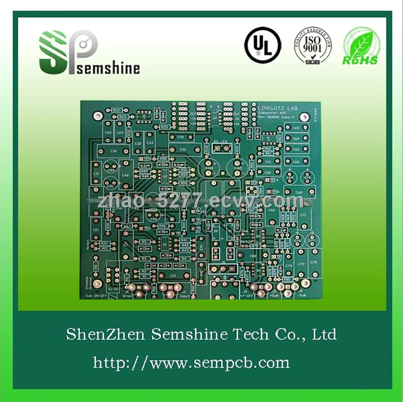 Electronic fr4 printed circuit board pcb in high quality made in China
