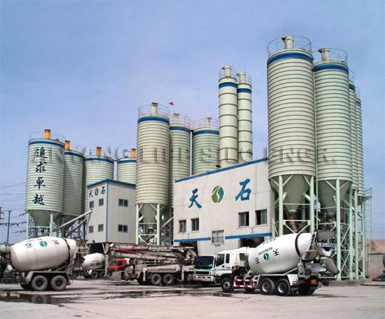 Spiral Silo Steel Silo Cement Silo For Batching Plant Purchasing