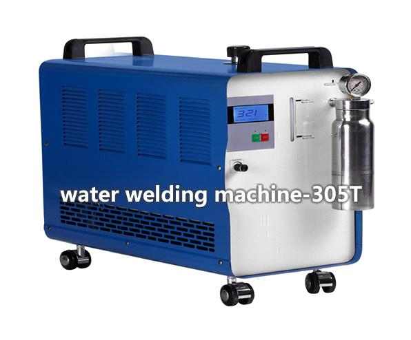 Water Welding Machine with 300 liter/hour gas output