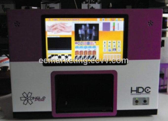 Multi-Function Printer Machine for Egg, Fruit, Glass, Nail Art ...