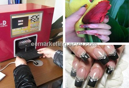 Nail Art Machine Nail Printer Machine Cerohs Approval Suitable For