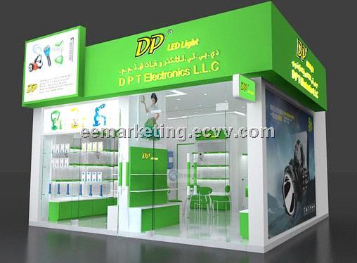 Exhibition Stand Lighting Requirements : Showroom display shelf store exhibition