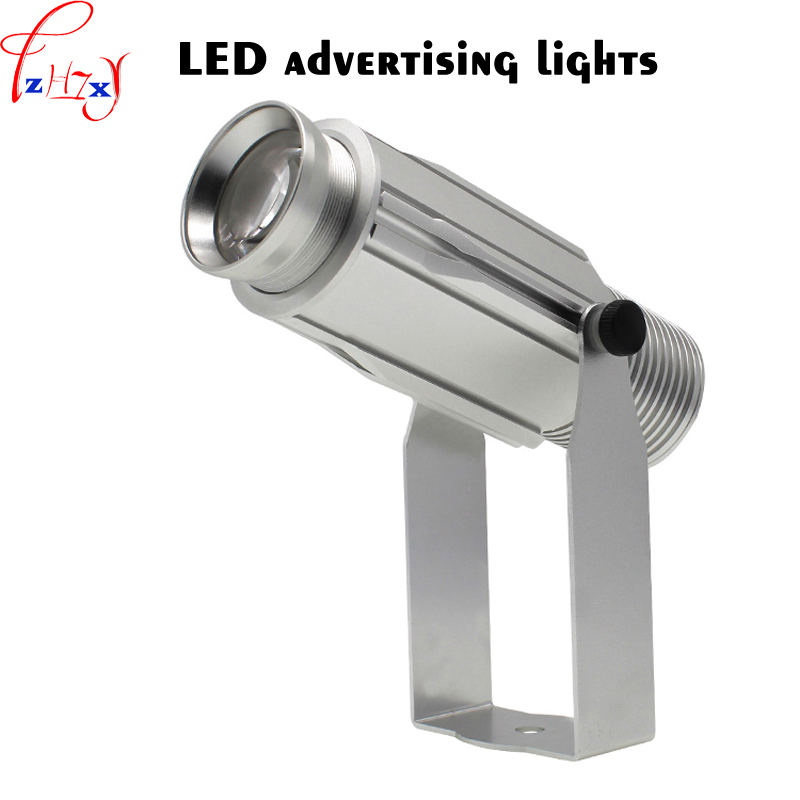 110/220V Outdoor waterproof IP65 advertising logo projection lamp aluminium alloy material logo projected on the ground light