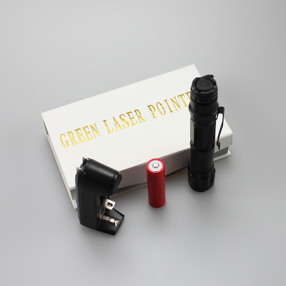 FR700 clip paragraph 200mw Laser Pointer red laser head red laser can light with stars