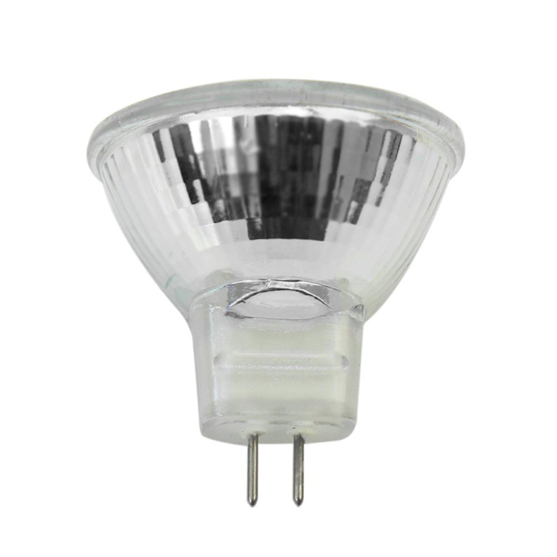 10Pcs DC12V 1W MR11 24LED 3528SMD 3600K Warm White Light Lamp Replacement Bulb ALI88