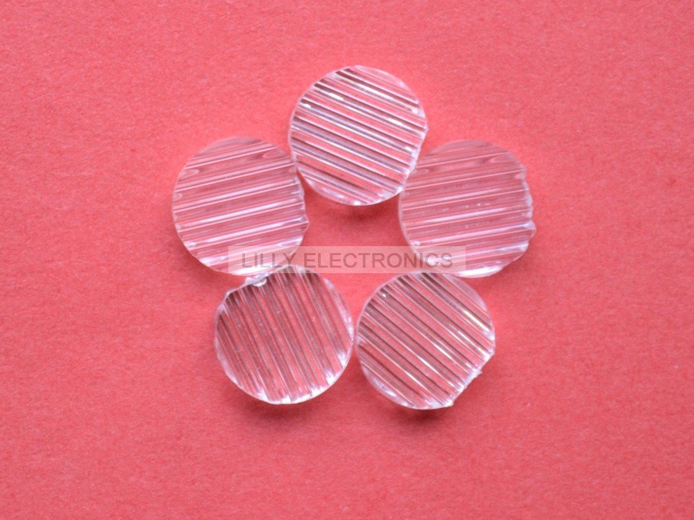 5pcs/lot Laser Line Module Colophony /Plastic Lens  35/45/60/90/120 degrees