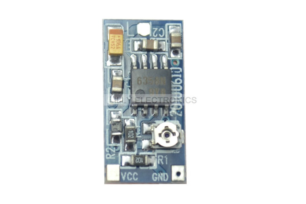 Constant Current Power Supplier Driver Board For 808nm 980nm Laser Diode Module
