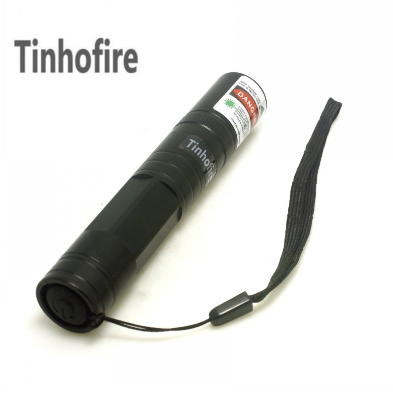 Tinhofire Laser 850 lamp 200mw laser pen 532 nm green pen 5000 meters flashlight Green laser + 16340 battery +charger