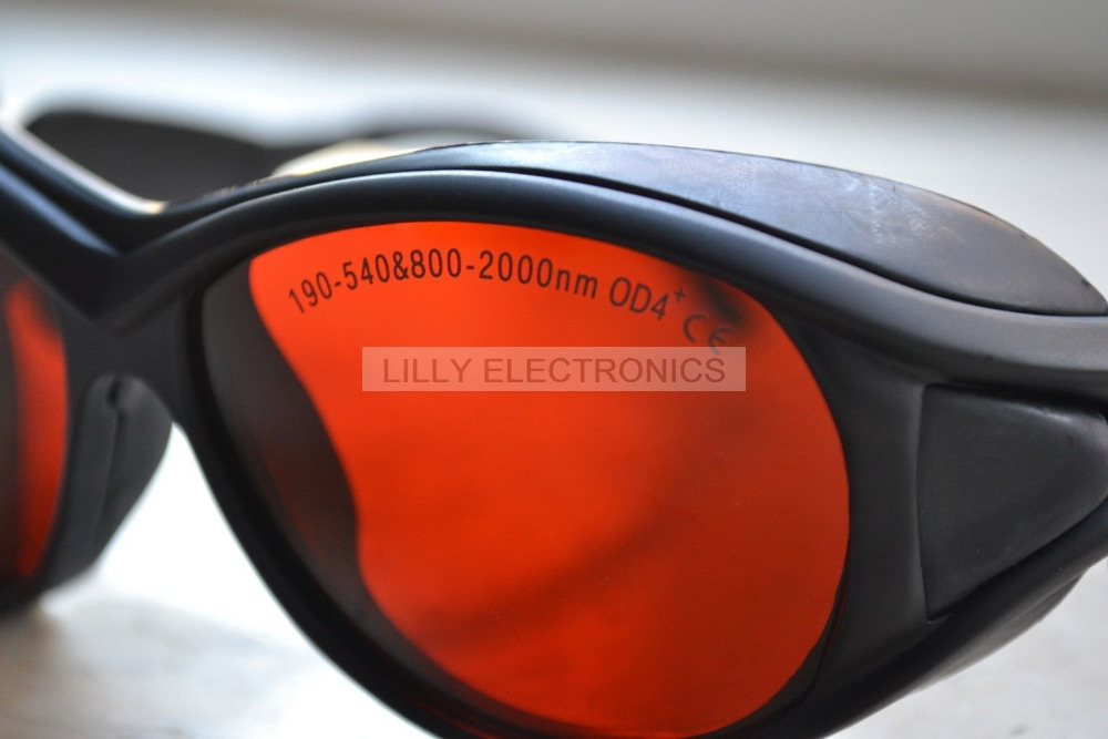 EP-1 Protection Goggles for190-540nm 800-2000nm Laser/ALL Wavelength Eyewear