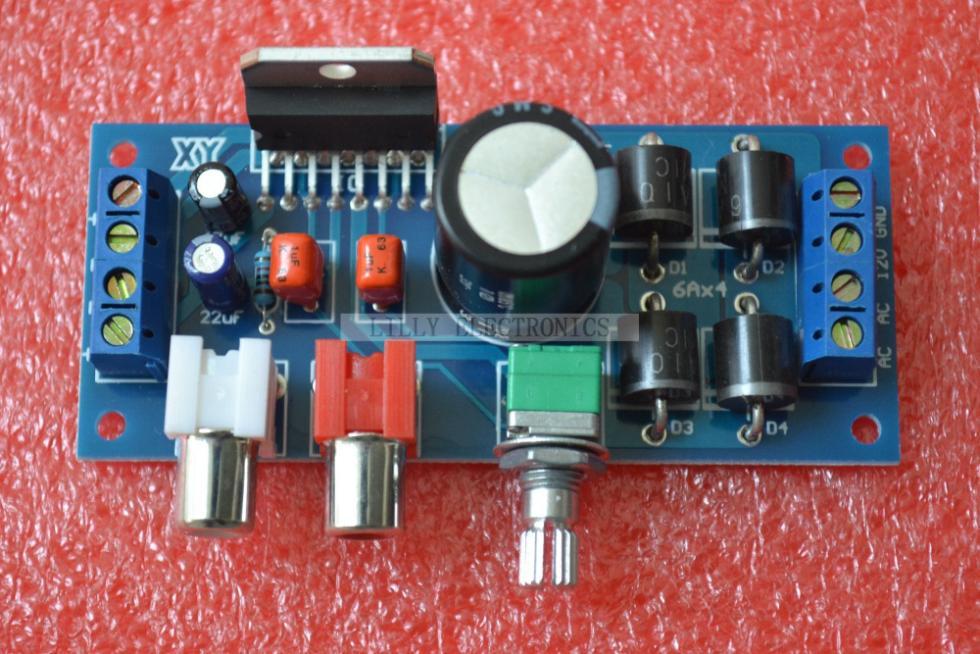 TDA7377 Single Power Amplifier Board Dual-Channel BTL