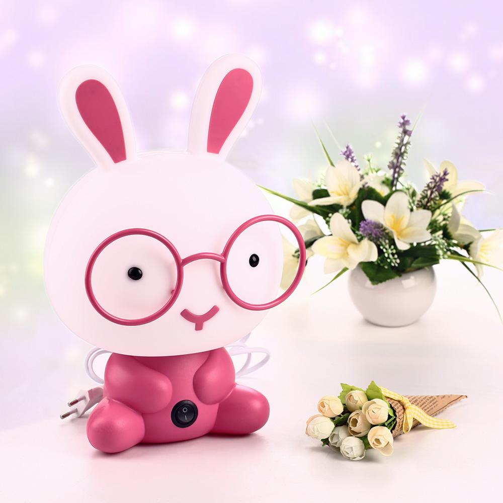 Wondrous Pretty Cute Rabbit Dog Cartoon Animal Night Light Baby Room Download Free Architecture Designs Scobabritishbridgeorg
