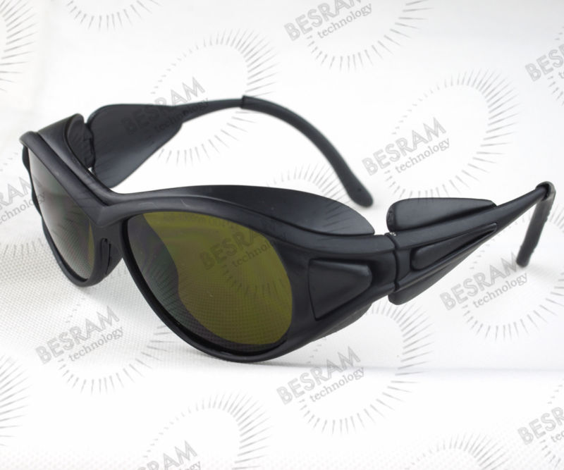 SK-5-2 850nm-980nm-1064nm OD4+ IR Infrared Laser Protective Goggles Safety Glasses CE