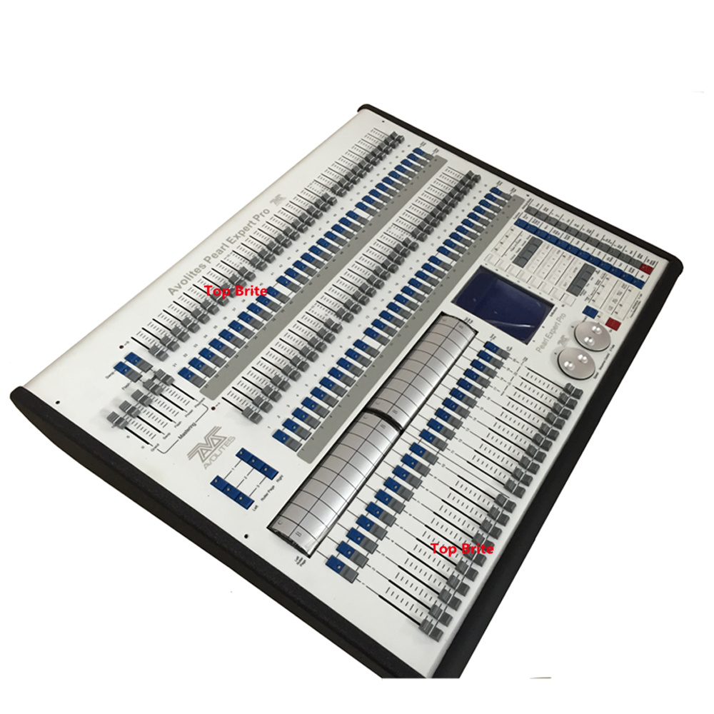 1 Unit Pearl Expert Pro Avolites Stage Lighting Controller Titan 9.1/10.0 System Titan Console Dj Disco Lighting Shows Equipment