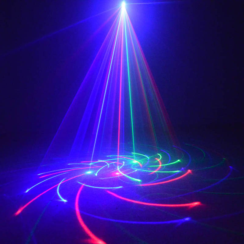 Best Laser Projector RGB 24 Big Patterns Outdoor Waterproof IP68 Laser Light Garden Christmas Landscape Xmas Tree Show Lighting