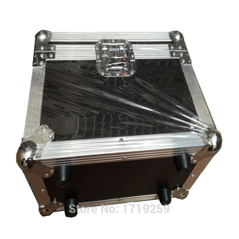 Flight Case  Put the number of 2 pieces LED Moving Head 7x12W / 18x3W Or 2 pieces LED Spot 10W / 15W / 30W Free & Fast Shipping