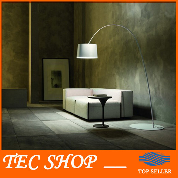 Best Price Brand Quality Foscarini Twiggy Terra Floor Lamp Marc Sadler Design Trendy Floor Lamp with E27 LED Bulbs