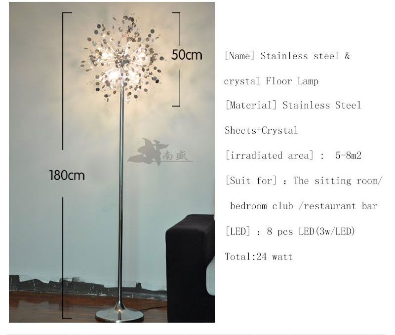 best multi arm metal floor lamp overhead floor lamp for reading led floor lighting cheap standing lamps lampara de pie