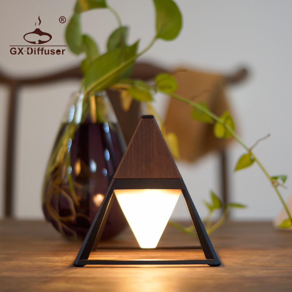 GX.Diffuser Hot Sale Waterproof Outdoor Wall Lamp Up And Down Lighting Wall Lamp Bedroom Night Light Decoration