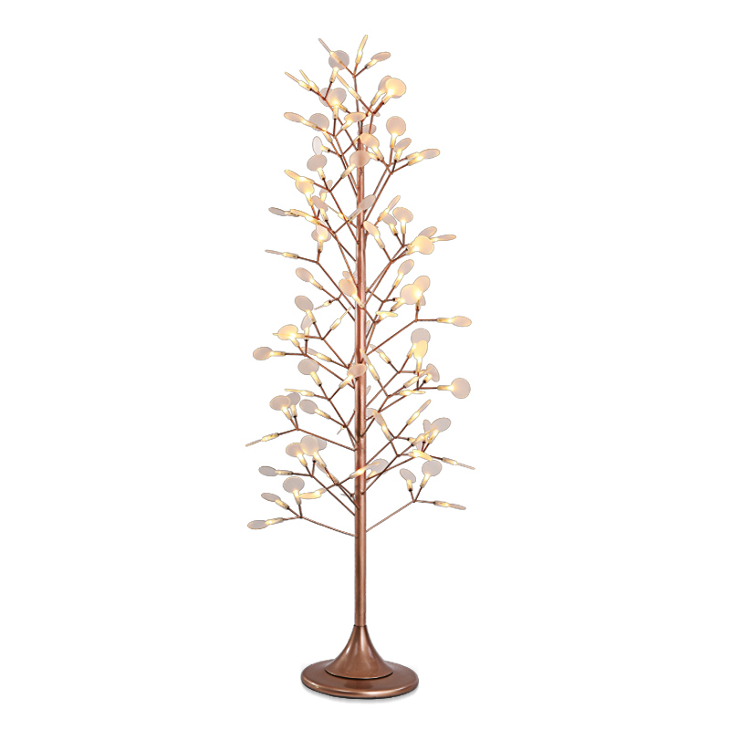 Nordic firefly floor lamp wireless creative standing lamp Post modern Toolery sitting room bedroom study electronic painting