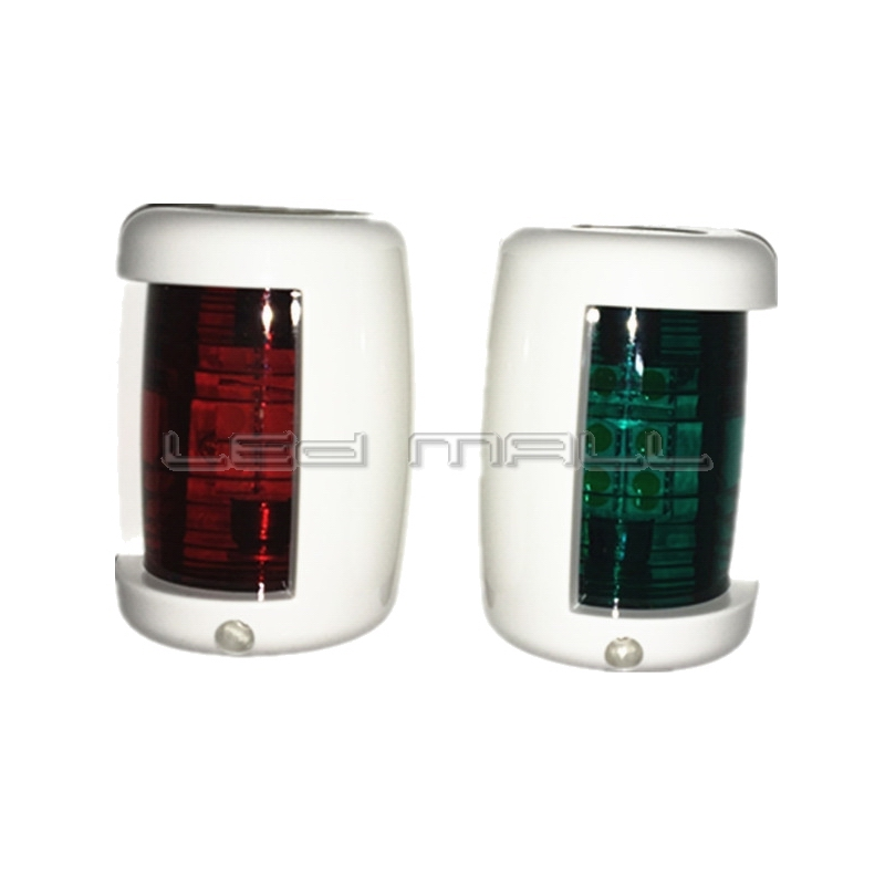 Marine Boat Yacht LED Port Starboard Sidelight