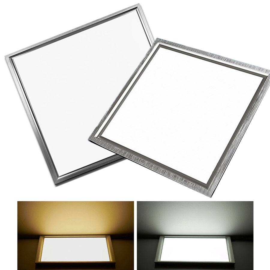 18W 24W LED panel light 300x300 square lampada high bright led indoor ceiling lamp white/warm white with waterproof led driver