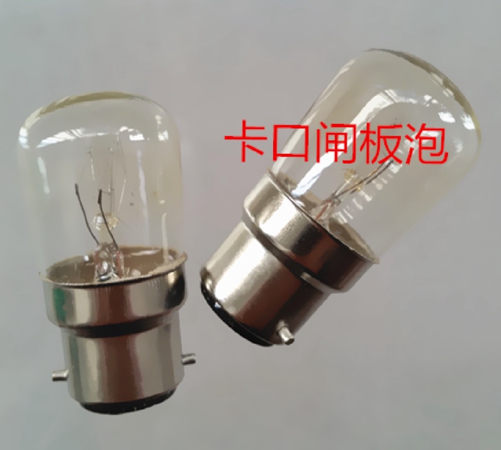 Miniature lamp 24v 15w b22 A459 GREAT 10pcs sellwell lighting