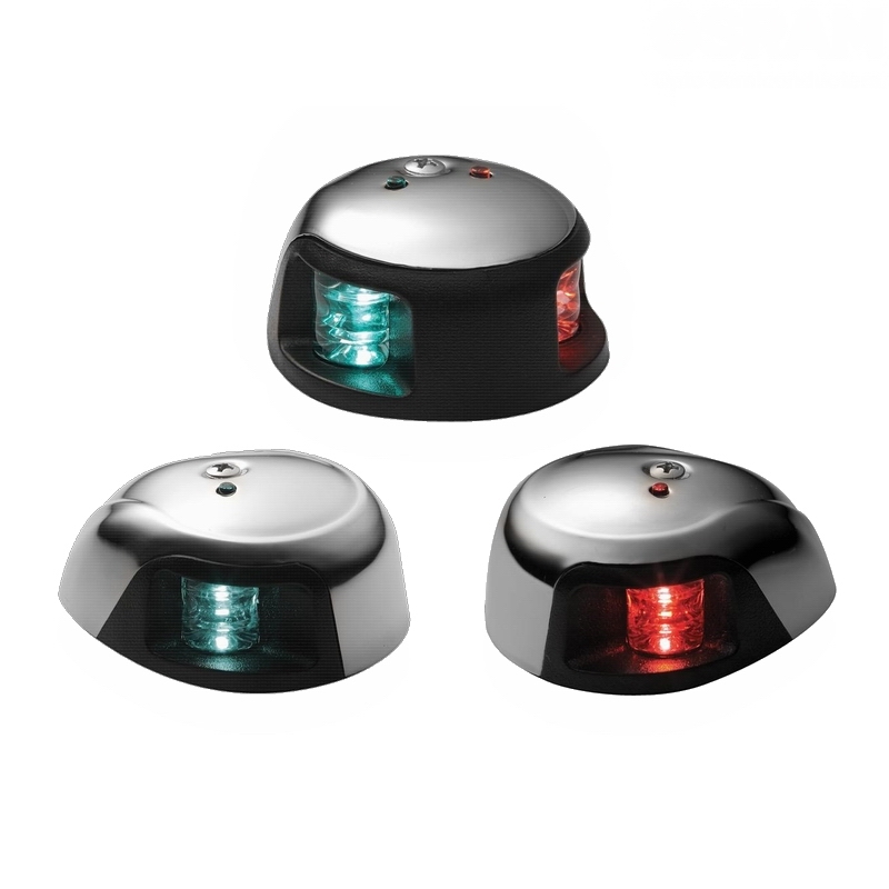 Combo Pack Marine Boat Yacht 1 NM LED Navigation Lights