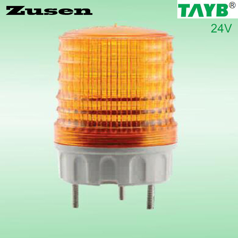 Zusen TB5051 24V yellow led  Signal lamp Warning Light LED small Flashing Light