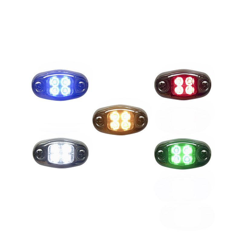 Marine Boat Yacht Caravan Surface Mount LED Interior Decorative Light