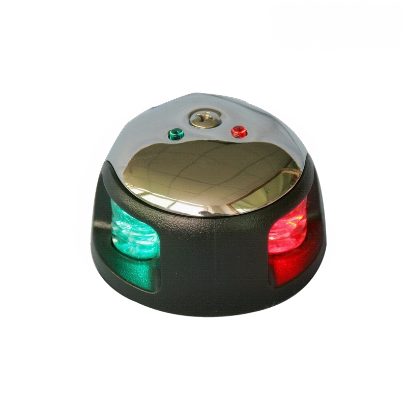 39.4ft (12m) Marine Boat Yacht 1 Nautical Mile LED Bi-color Navigation Lights