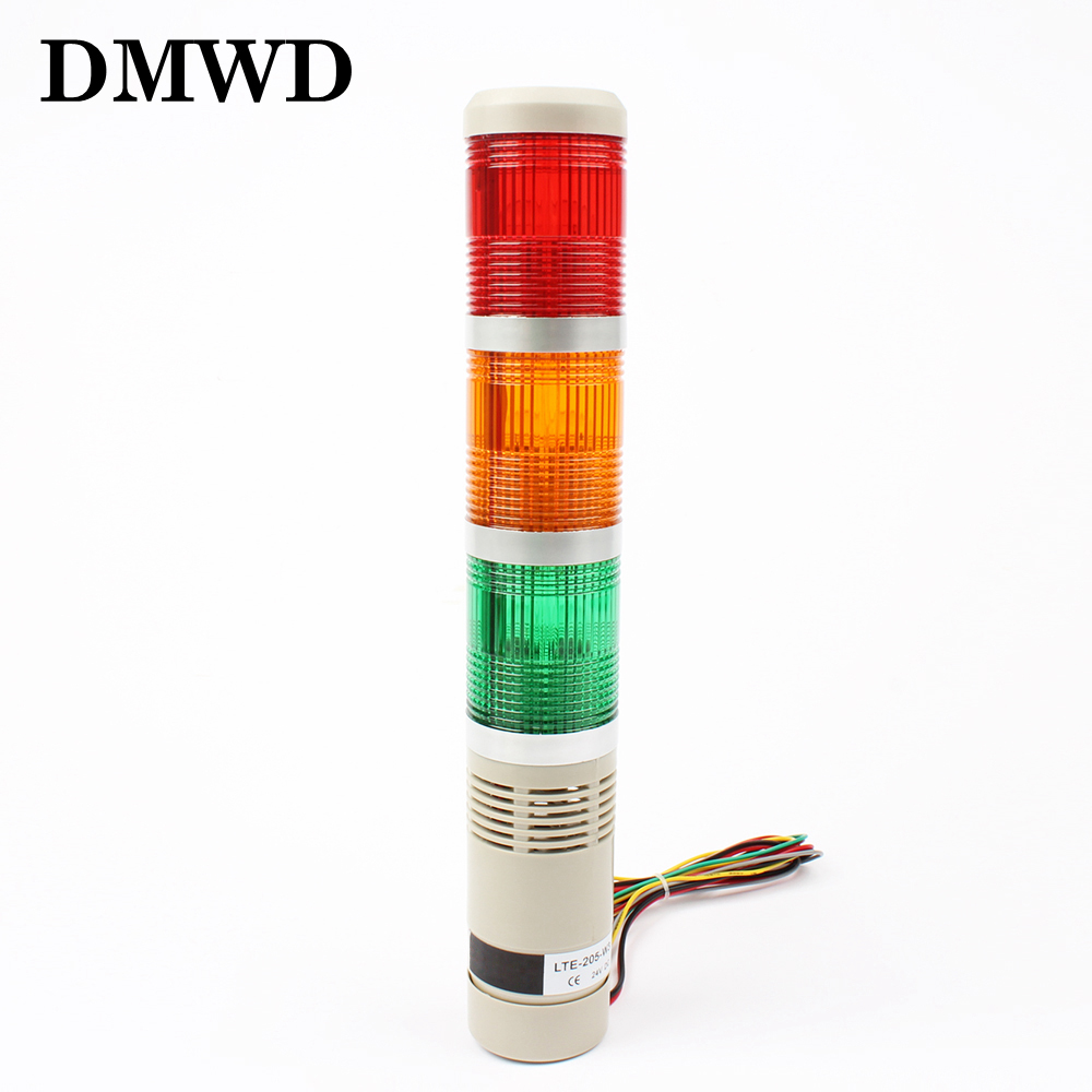 Yellow Led Flash Industrial Signal Tower Safety Stack Warning Light 5pcs 24v 8mm Red Power Indicator Xd8 1 Ebay 10 Pcs 12v For Electrical Circuit Purchasing Souring Agent Ecvv