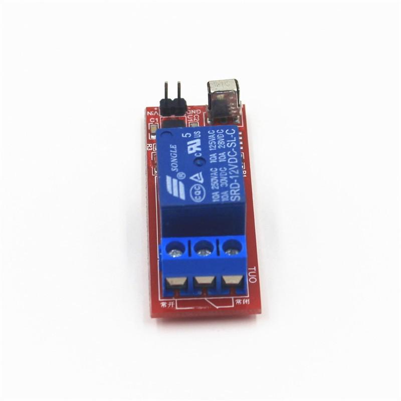 Inferred Ir wireless relay module switch Remote Control 12v C18
