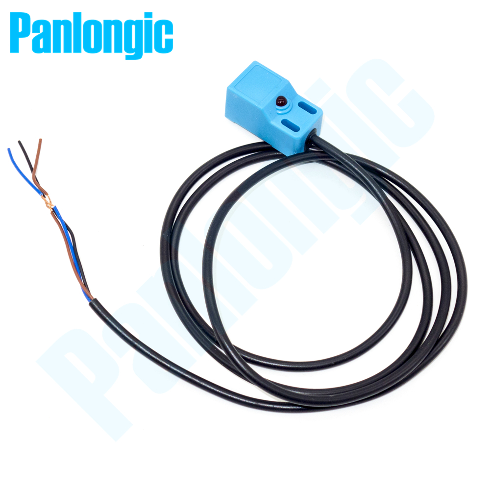10PCS SN04-N 4mm Inductive Proximity Sensor Detection Switch NPN NO DC 10-30V