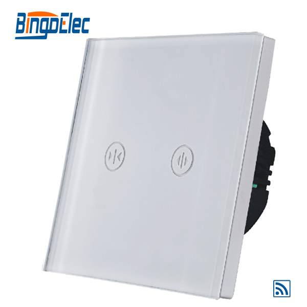 remote window curtain switch, roller shutter switch, blind switch AC110-250V,Hot Sale
